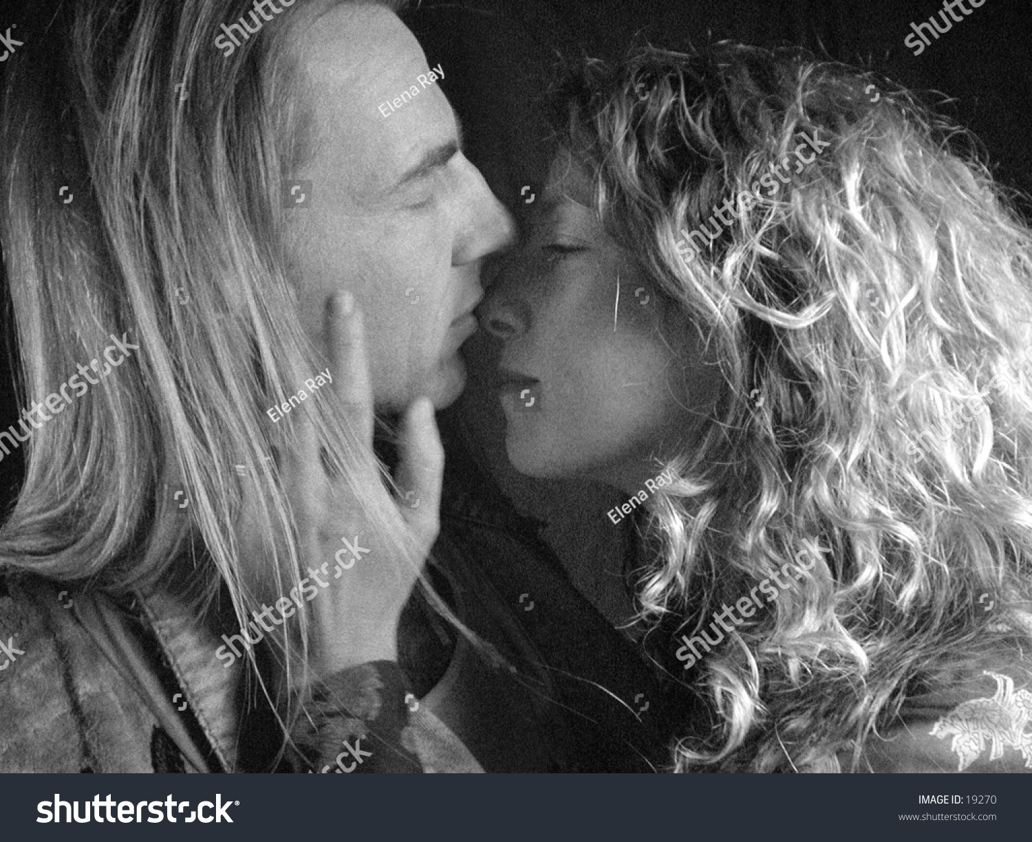 Man Woman Totally Love Embrace Sexy Stock Photo 19270 - Shutterstock-6571