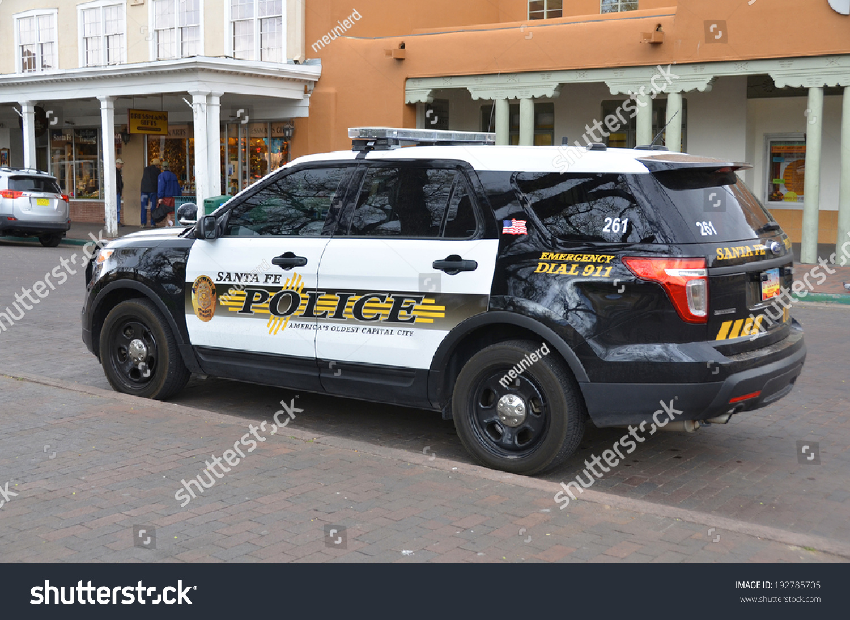 Santa fe new mexico avril 23 santa fe police department for Motor vehicle division santa fe