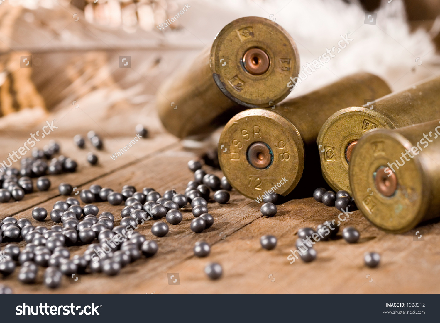 shotgun shells background - photo #44