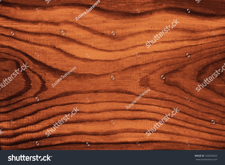 Douglas Fir Wood With Dark Brown Paint Stock Photo 192835655 Shutterstock