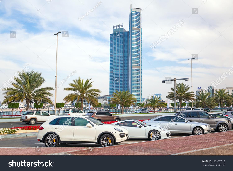 Abu Dhabi Uae March 29 Luxury Stock Photo 192877016