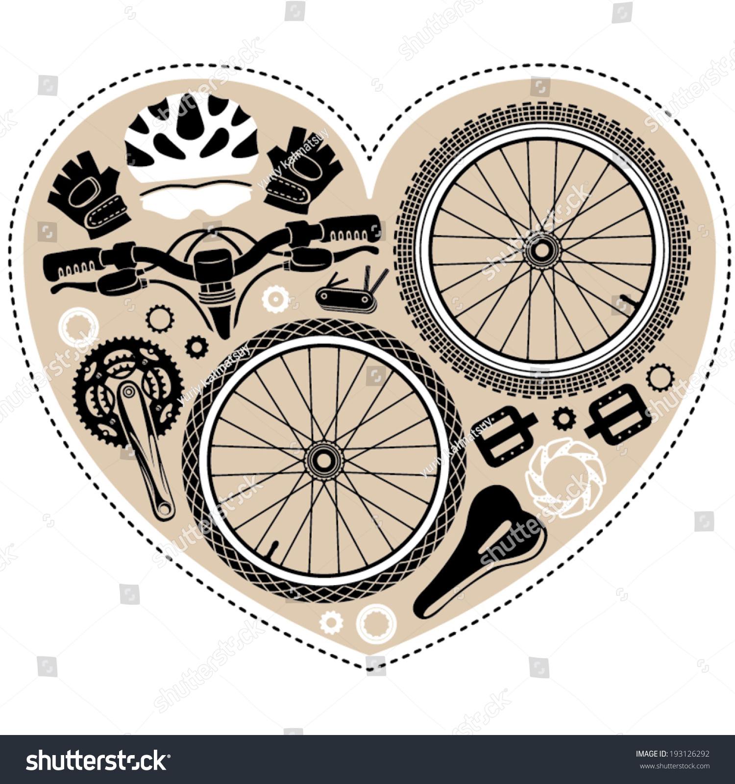Vintage Bicycle Parts ...