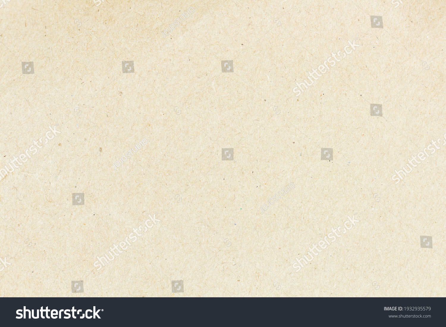 White beige paper background texture light rough textured spotted blank copy space background  #1932935579