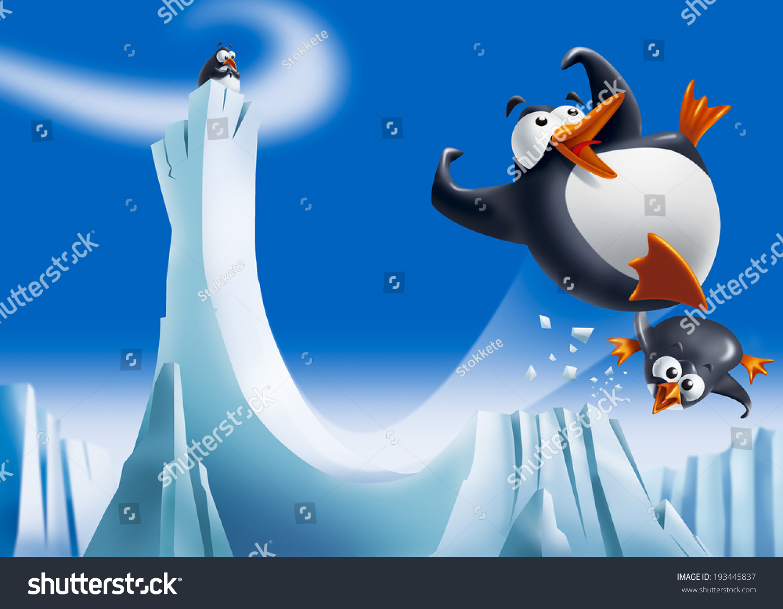 84 Best Penguins images  Penguin Cartoons Clip art