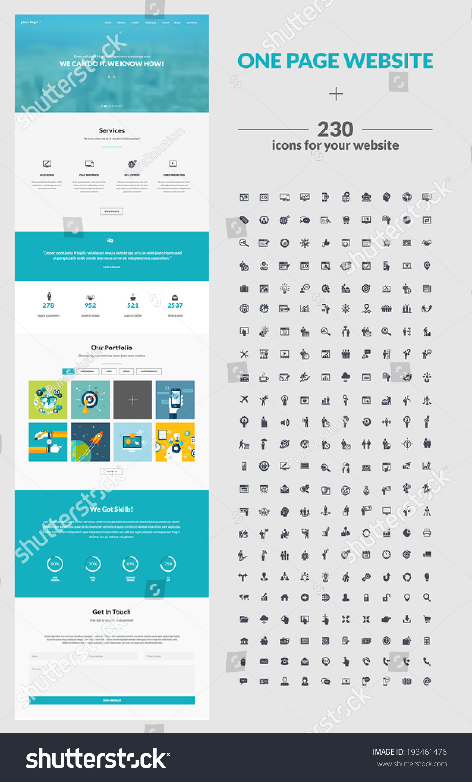 Wonderful 2 Page Resume Template Word Tiny 2014 Sample Resume Templates Rectangular 2015 Calendar Template 2015 Printable Calendar Template Youthful 3d Character Modeler Resume Dark3d Powerpoint Presentation Templates One Page Website Design Template All Stock Vector 193461476 ..