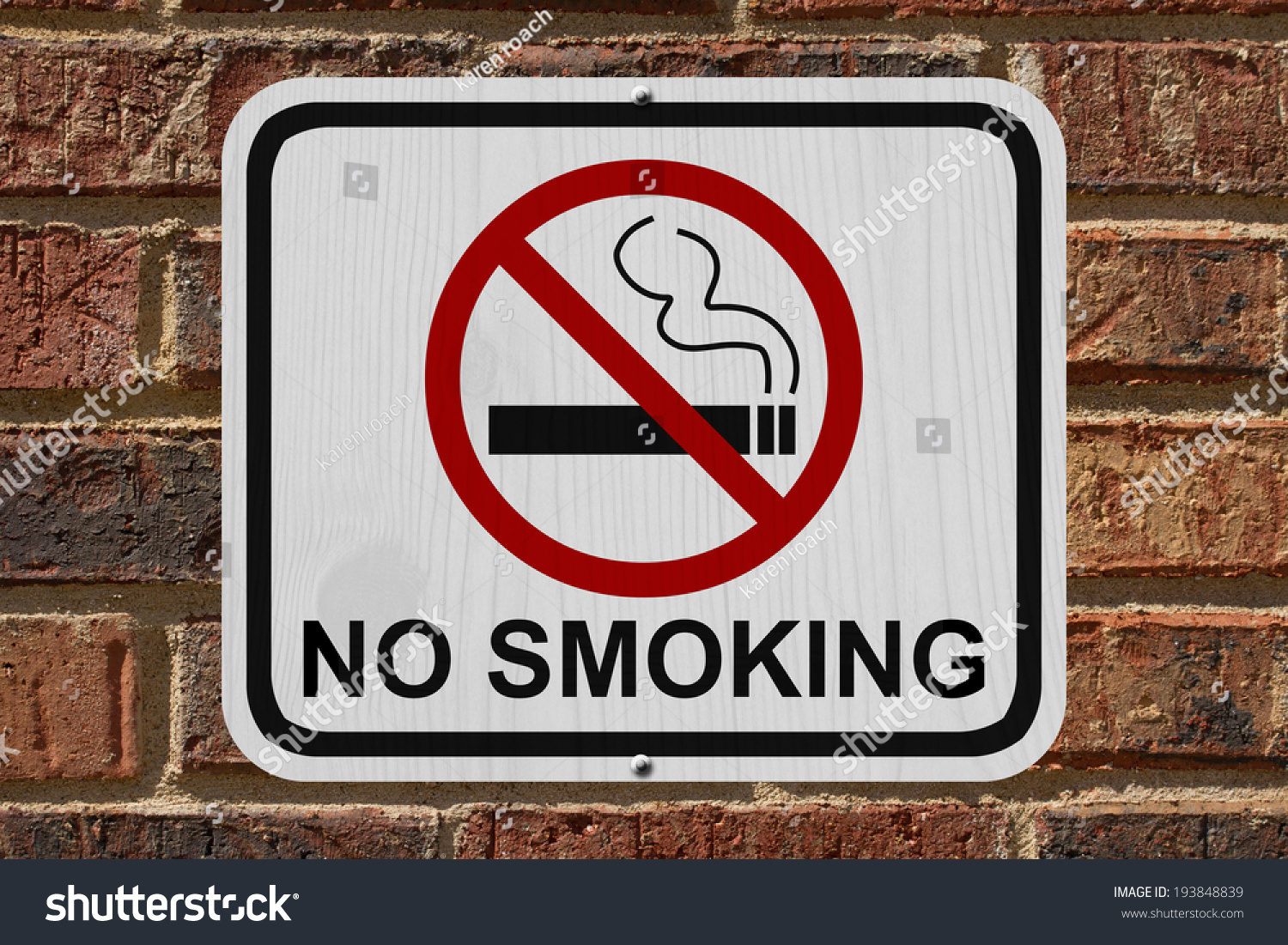 No smoking sign red white sign stock photo 193848839 shutterstock no smoking sign an red and white sign with cigarette icon and not symbol with buycottarizona Images
