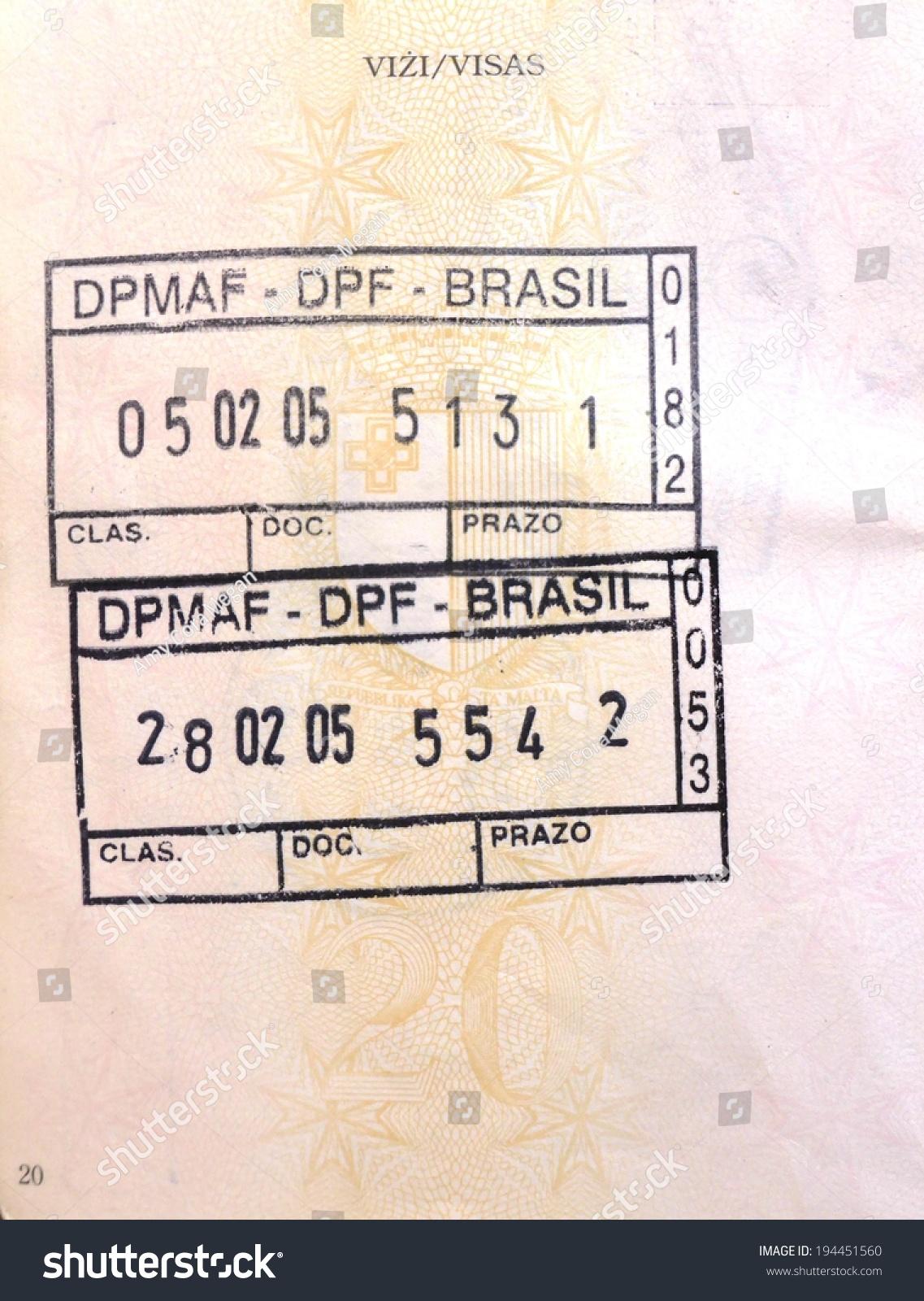 Datierung in der Kultur des Brazil