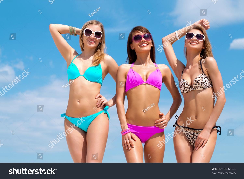 Women In Bikinis Three Romanian 121