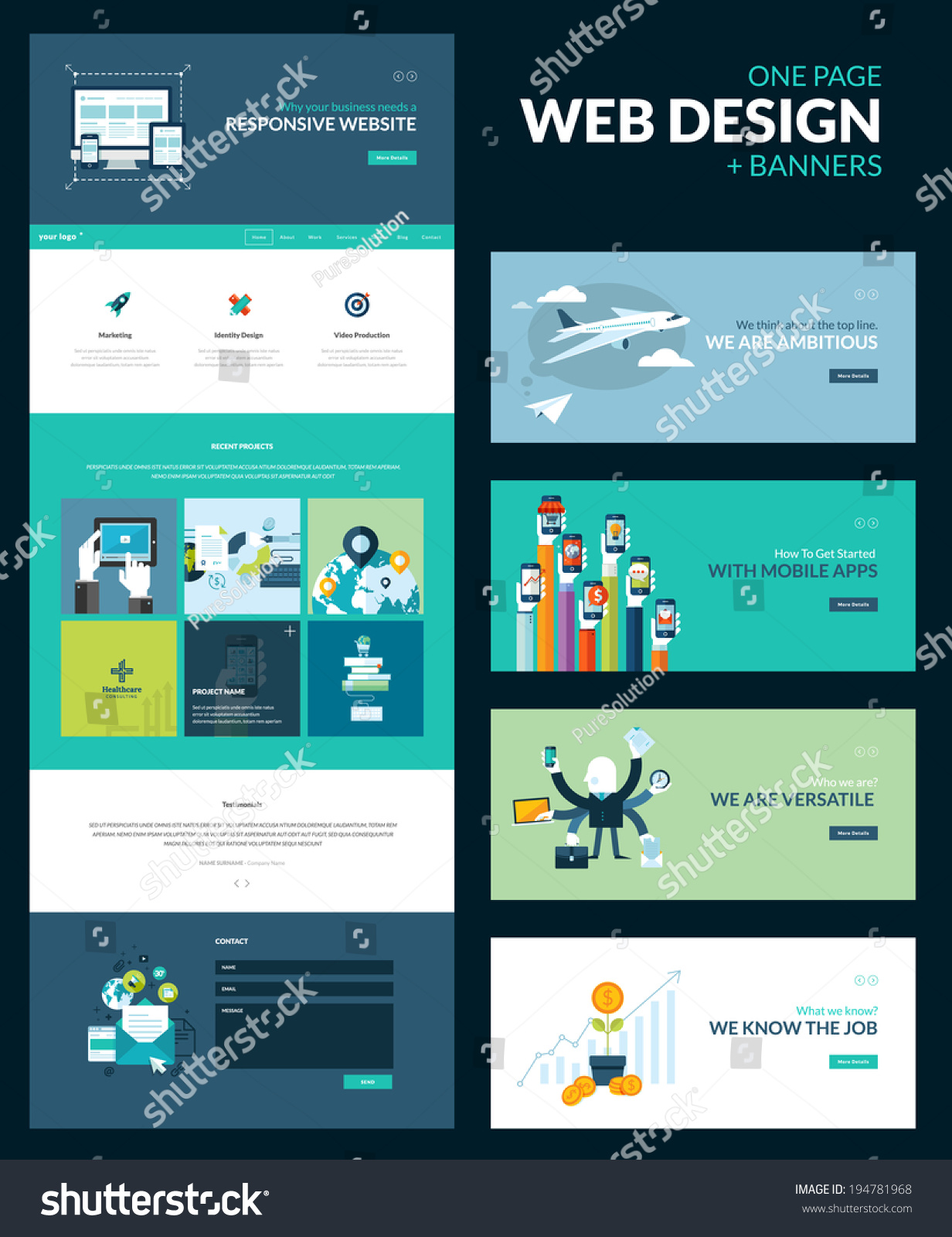 Cute 2 Page Resume Template Word Huge 2014 Sample Resume Templates Round 2015 Calendar Template 2015 Printable Calendar Template Youthful 3d Character Modeler Resume Soft3d Powerpoint Presentation Templates One Page Website Design Template All Stock Vector 194781968 ..
