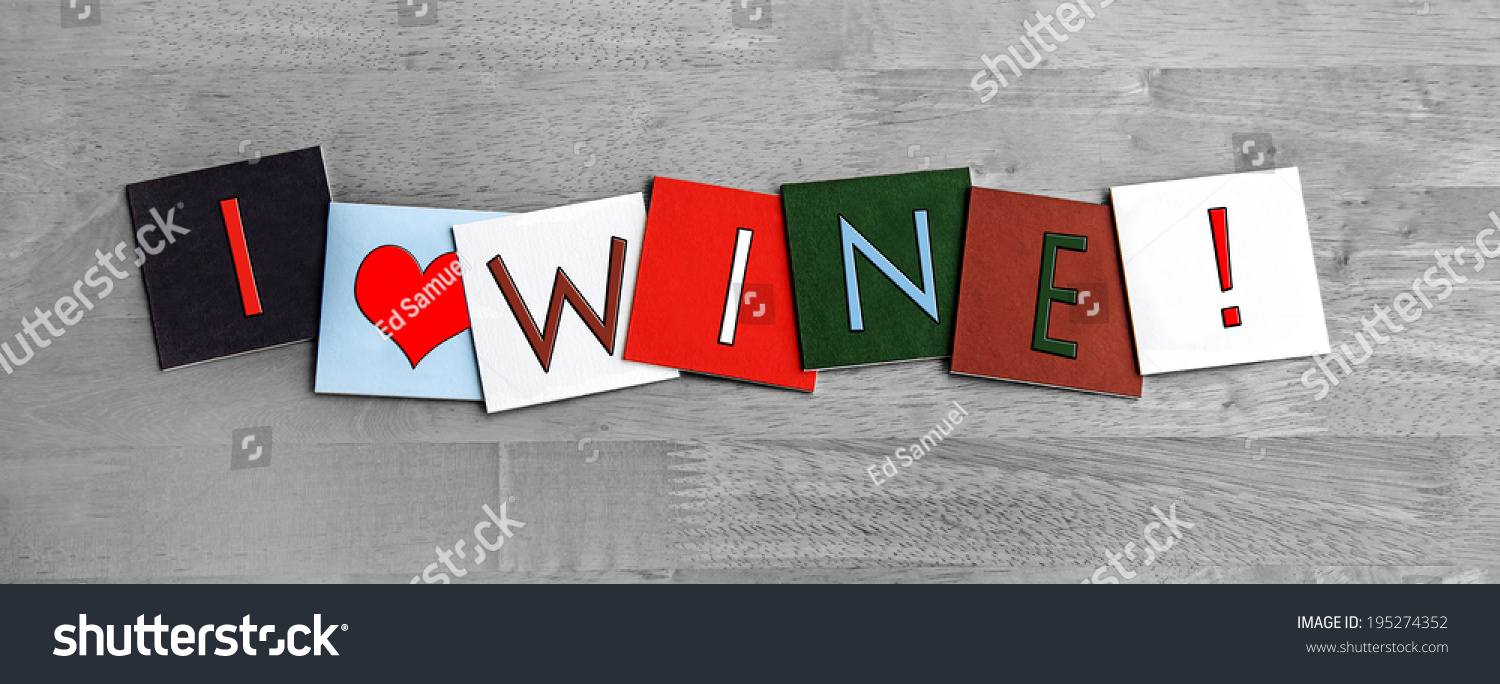 Love wine sign series alcohol drinks stock photo 195274352 i love wine sign series for alcohol drinks and food with heart symbol biocorpaavc Gallery