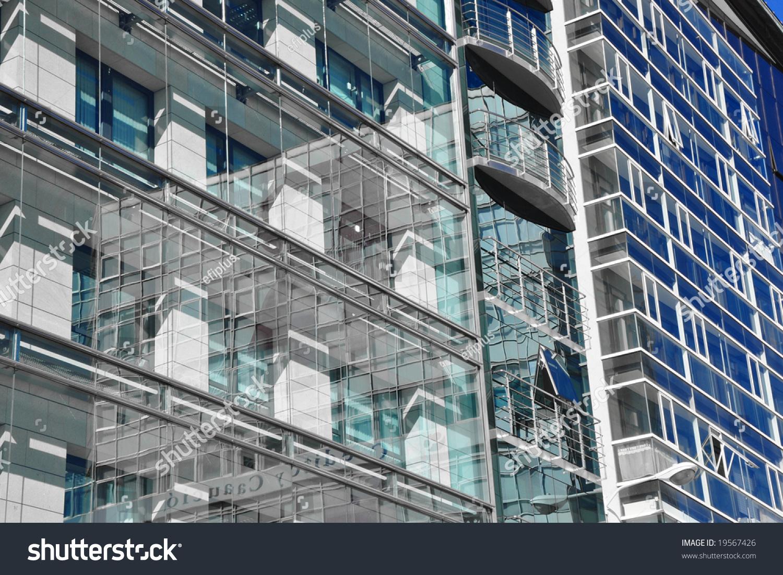 Glass facade texture  Glass Facade Texture Stock Foto 19567426 - Shutterstock