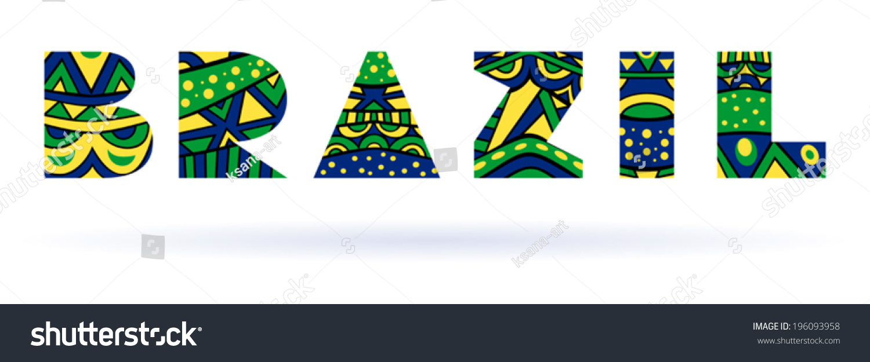 Capital Of Brazil  Letters