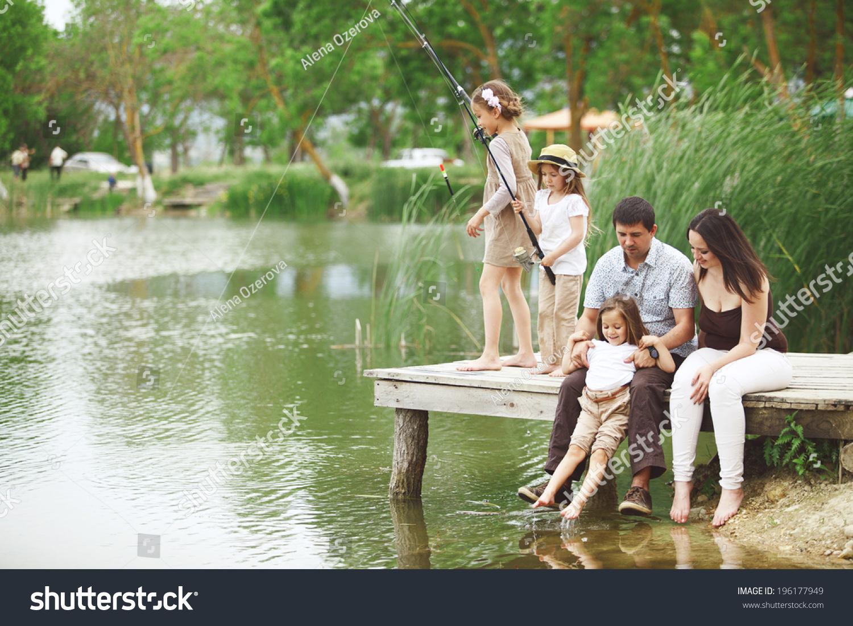 традиция в нашей семье рыбалка