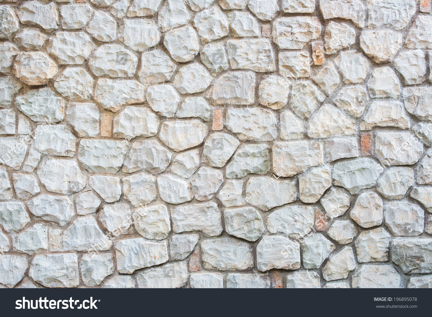 stone wall texture modern style design stock photo 196895078