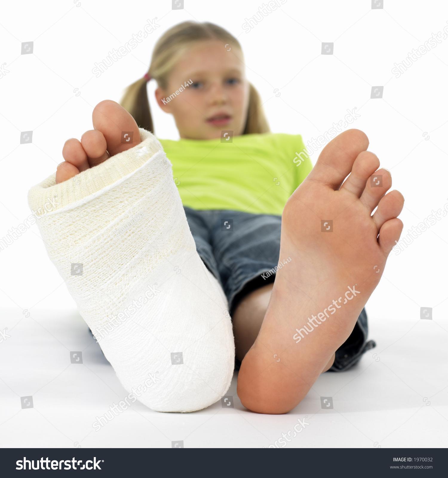 footjob girl
