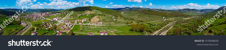 Kastamonu Pinarbasi Panoramic Photo Tepeden #1970098600