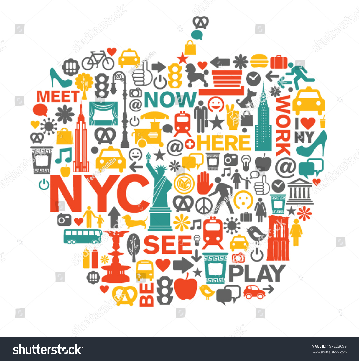 Clipart Pictures Of New York City