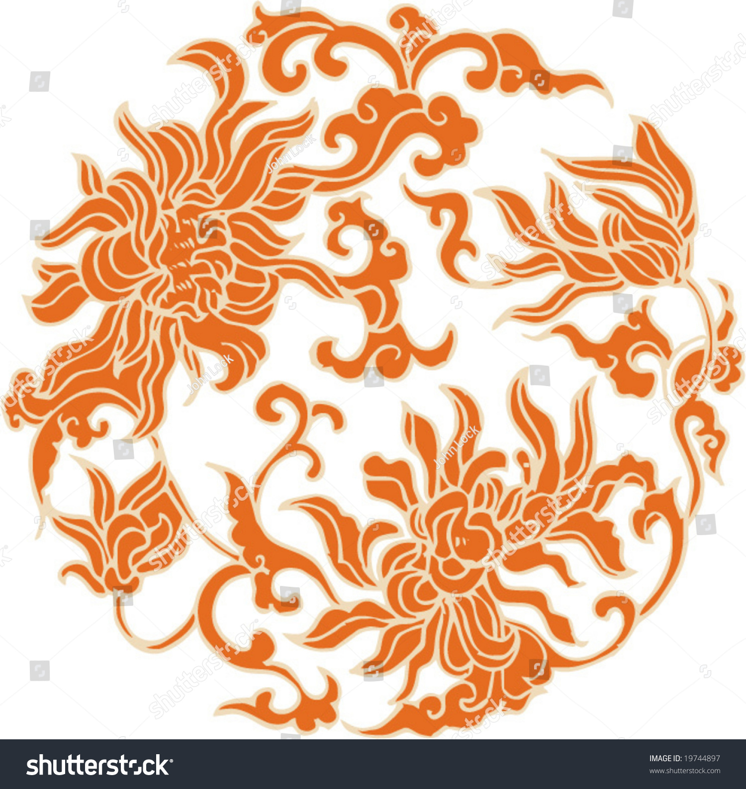 Traditional Chinese Patterns And Designs