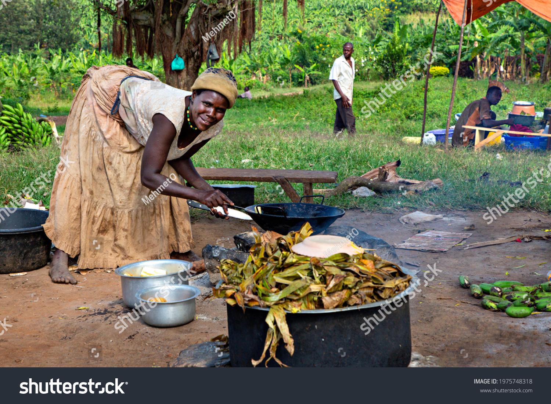 Kitwa Uganda July 25 25 Local Stock Photo Edit Now 25