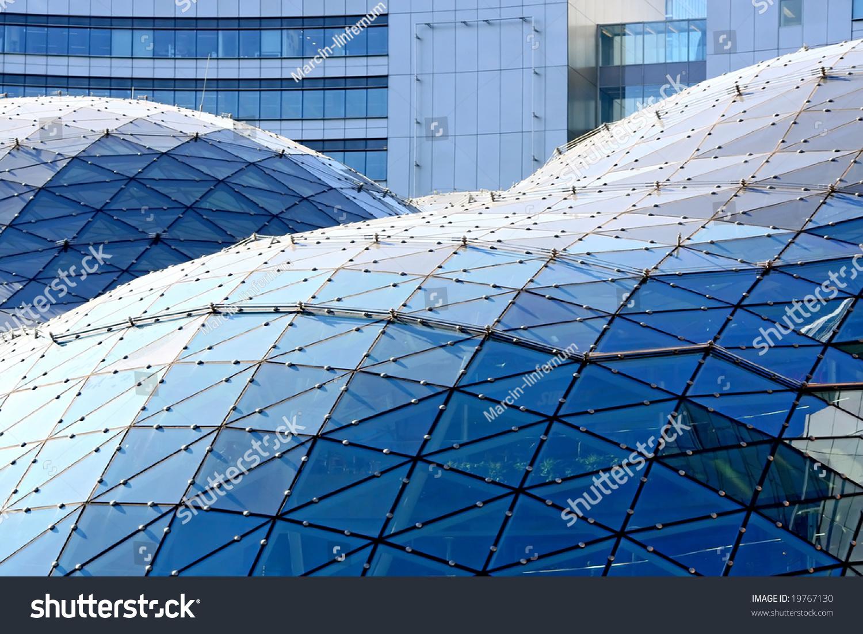 Modern Architecture Europe modern architecture, europe. details of skyscraper in warsaw