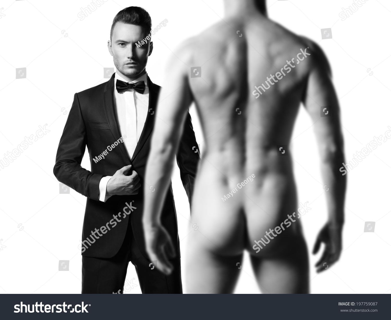 Фигура голых парней 4 фотография