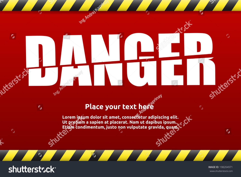 stock-vector-danger-warning-sign-templat