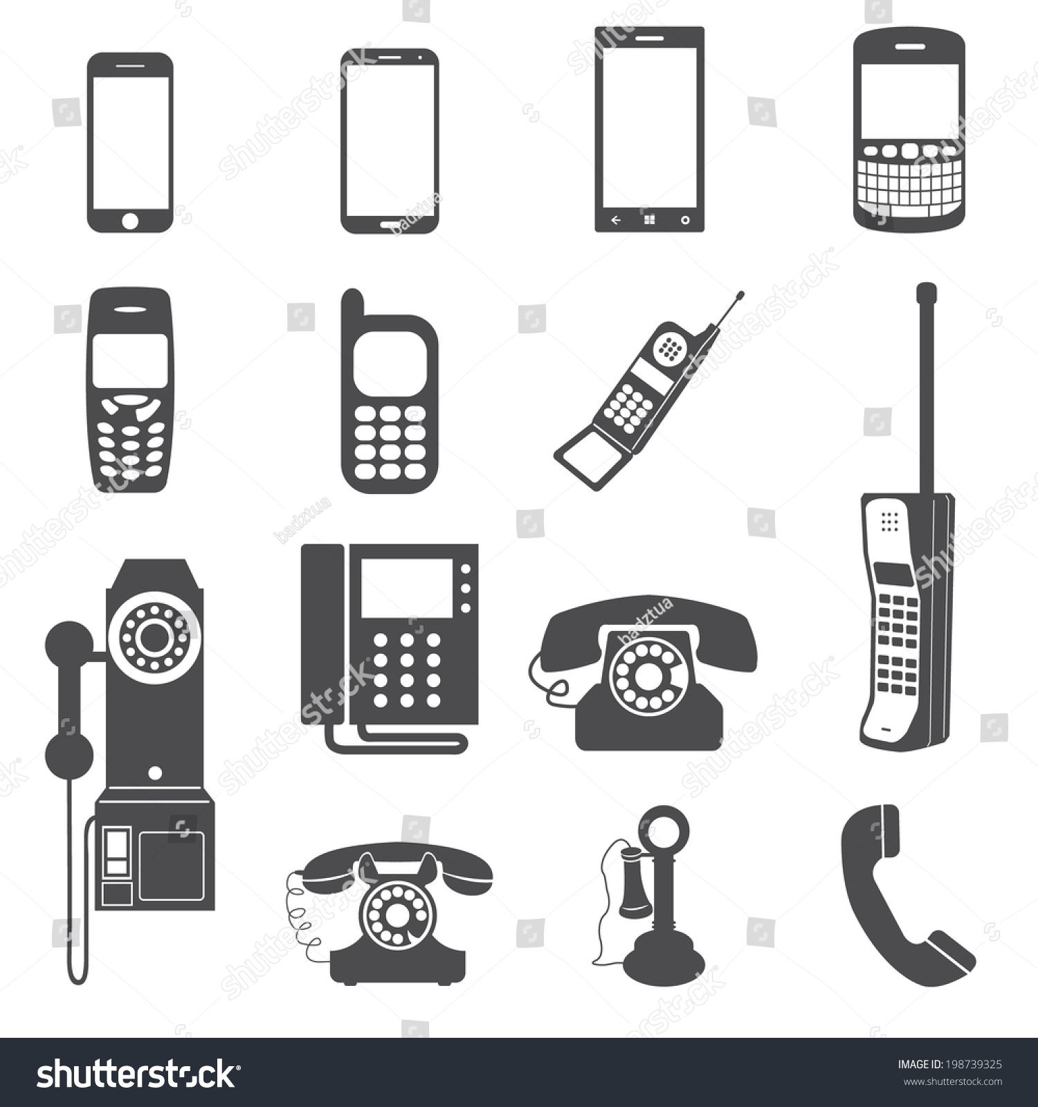 evolution of the telephone This small research is dedicated to the evolution of the shape of a telephone set  we are focused on a telephone set not as a system for.