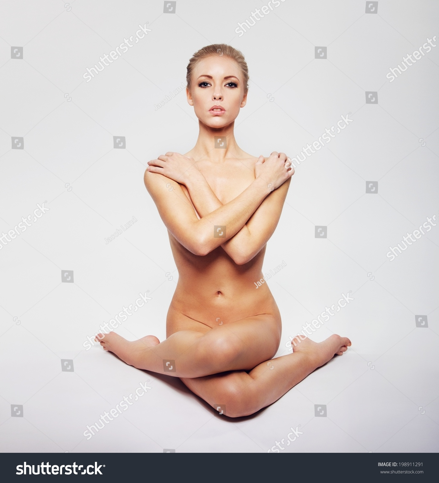 photos nude yoga female