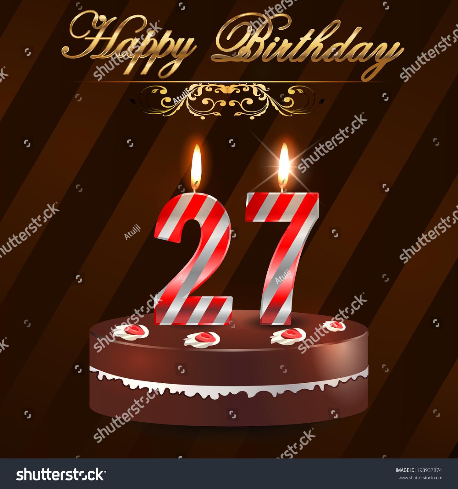 27 лет картинки с днем рождения меня