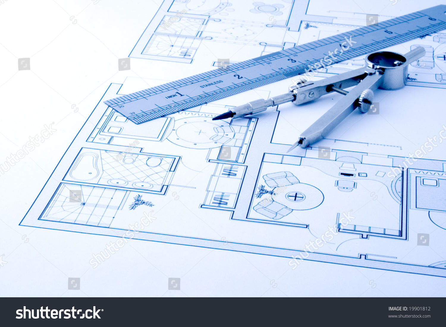 how to draw architectural plans