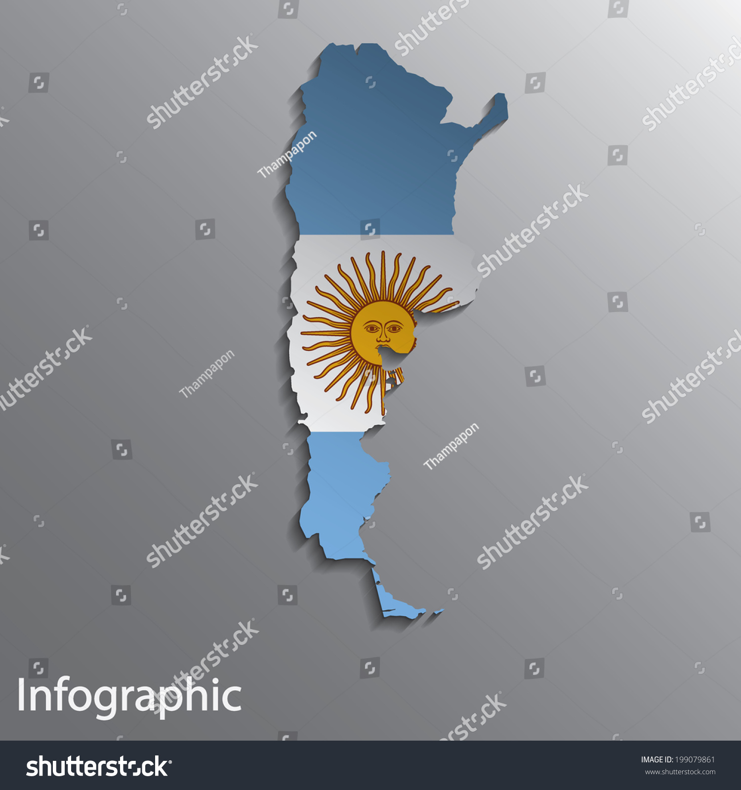 Cartoon Map Of Argentina Vector Northlake Mall Map Map Of Knoxville Tn - Argentina 3d map