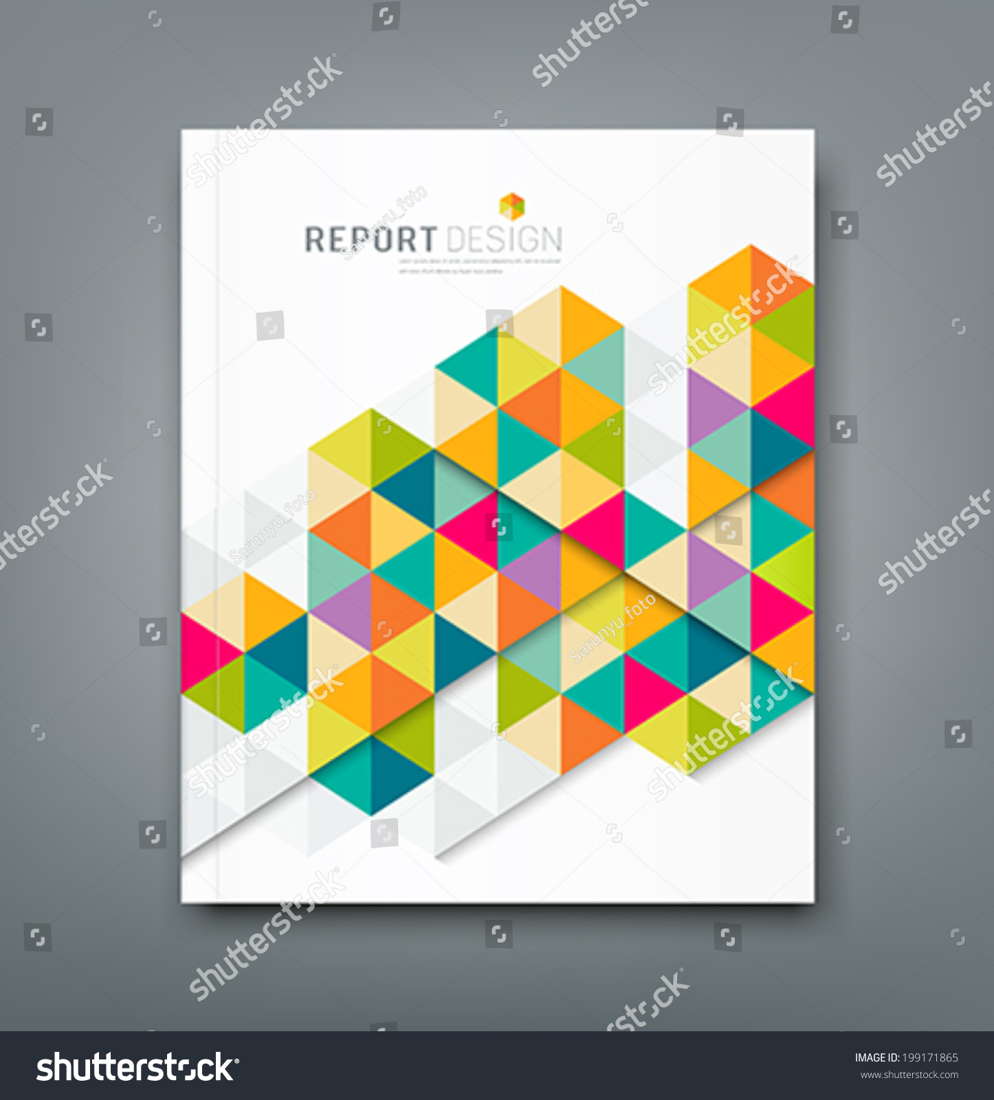 Doc13001390 Report Cover Template Free free report cover page – Report Cover Template Free