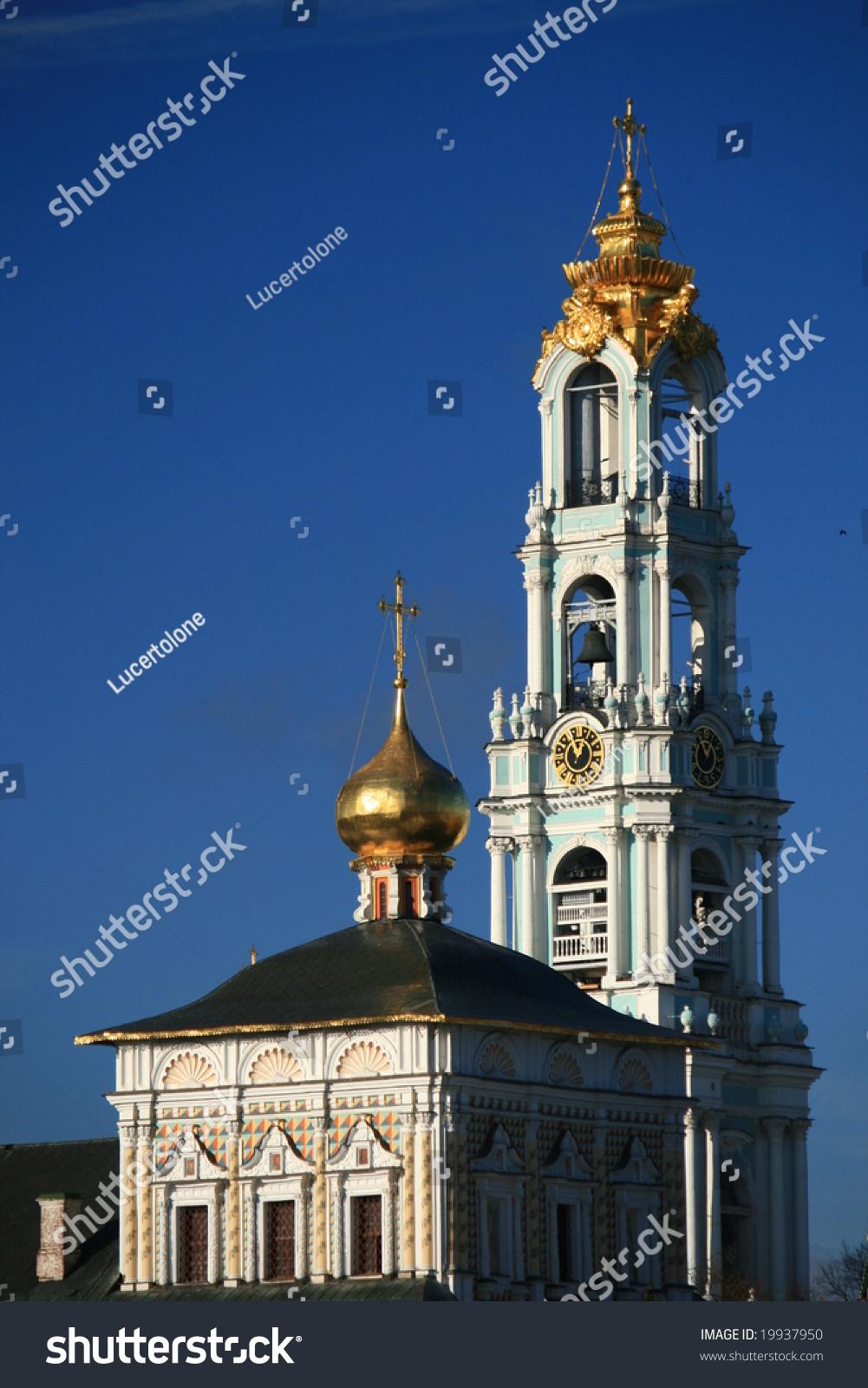 Sergiyev Posad Russia  city images : Russia. Golden Ring. Sergiyev Posad. Troitse Sergiyeva Trinity Lavra ...