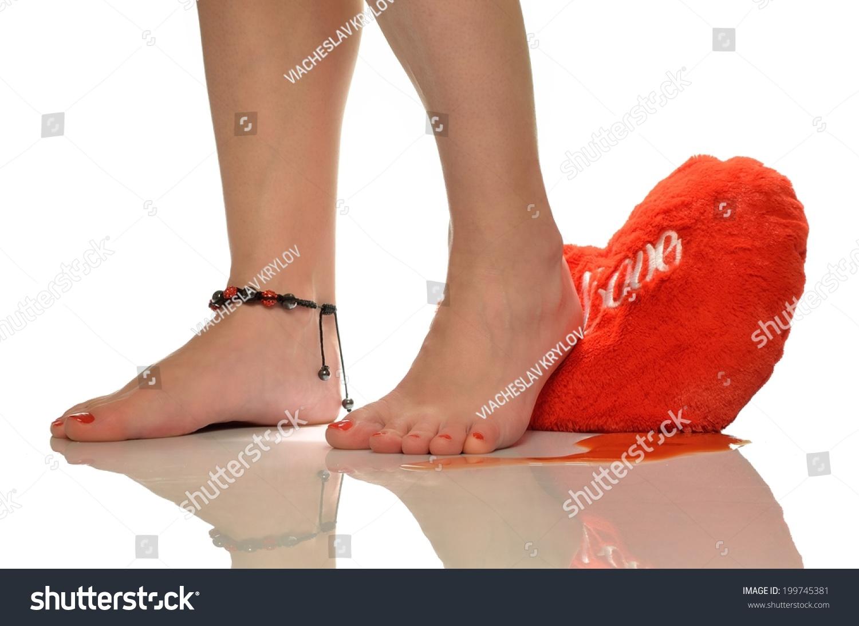 foot trample