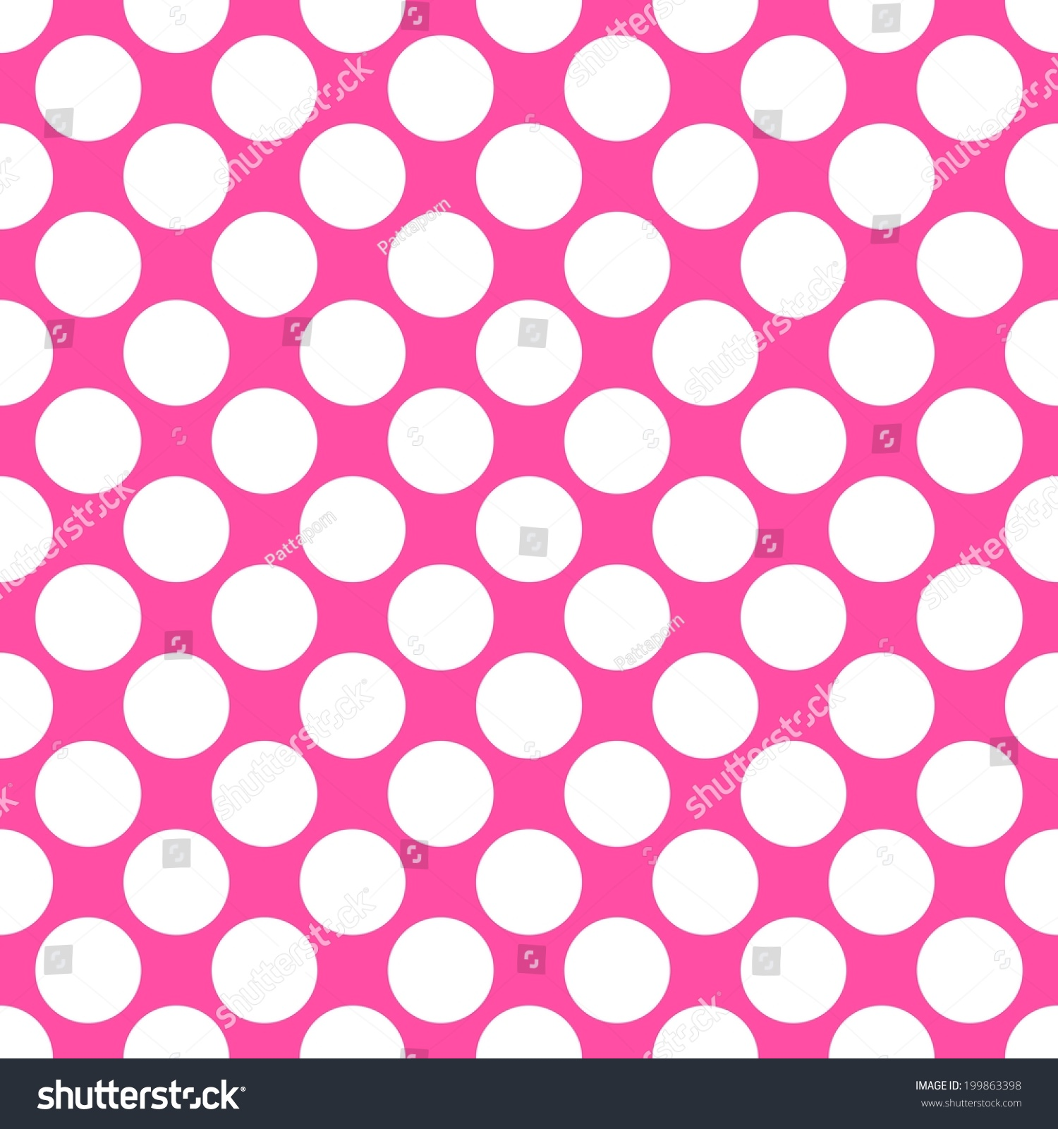 Digital paper scrapbook pink white large stock for Red and white polka dot pattern