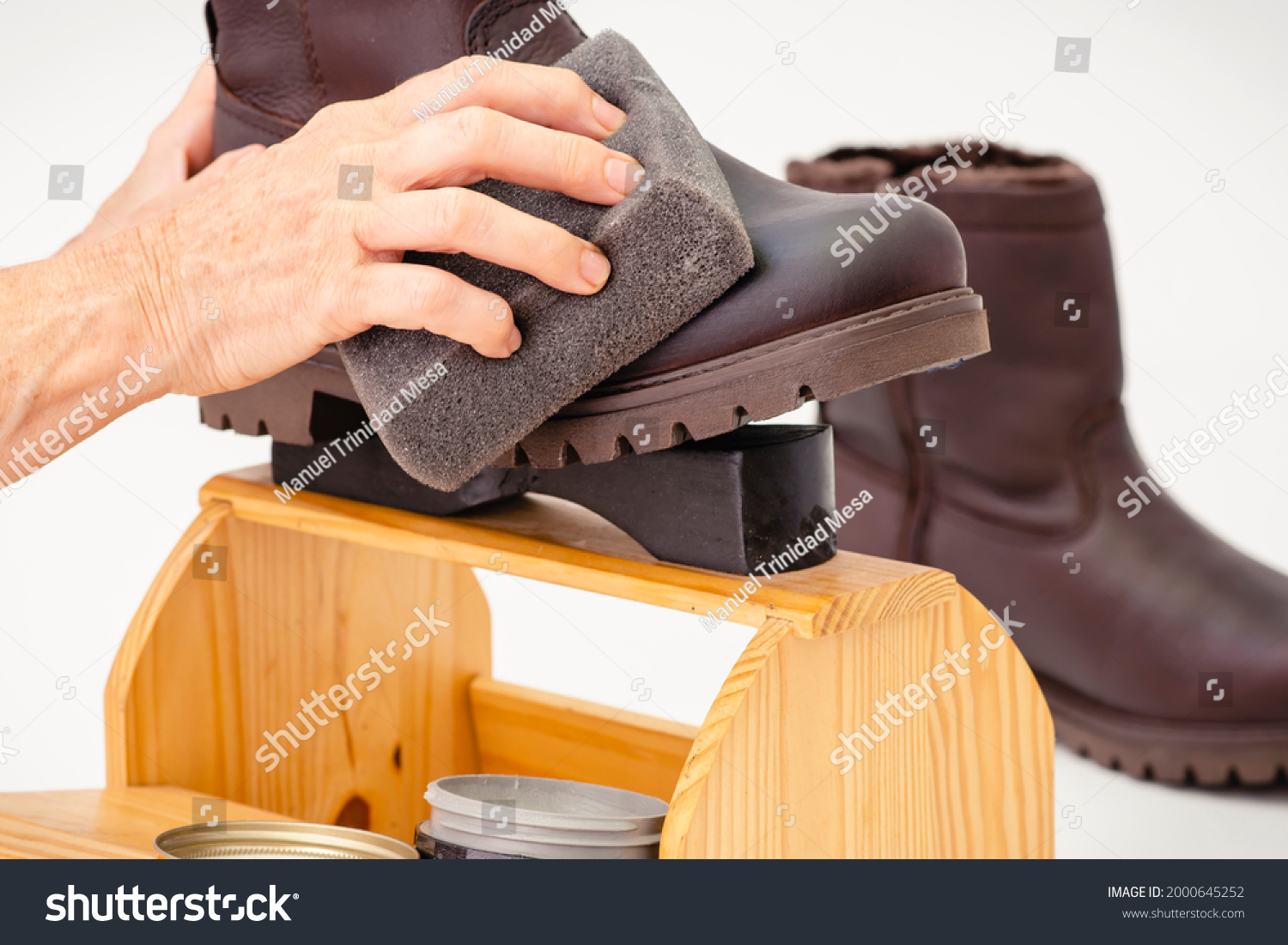 stock-photo-hands-cleaning-and-oiling-le