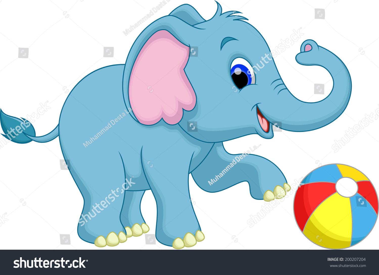 Popular Cartoon Elephant TattoosBuy Cheap Cartoon