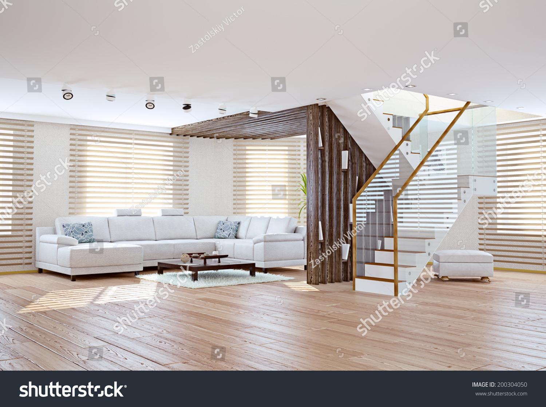 Modern living room interior contemporary design concept for Modern contemporary design concept