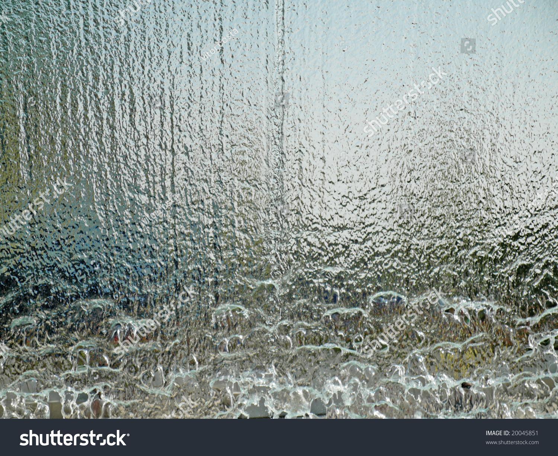 Water Wall Translucent Stock Photo 20045851 Shutterstock
