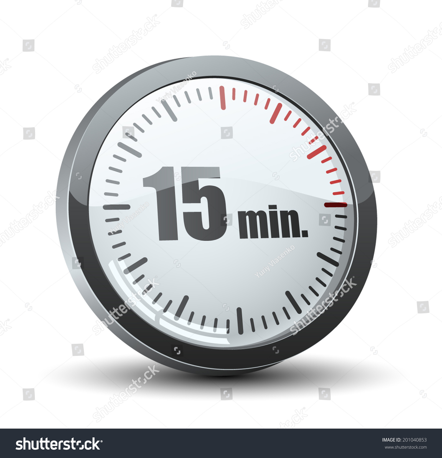 15 miute timer