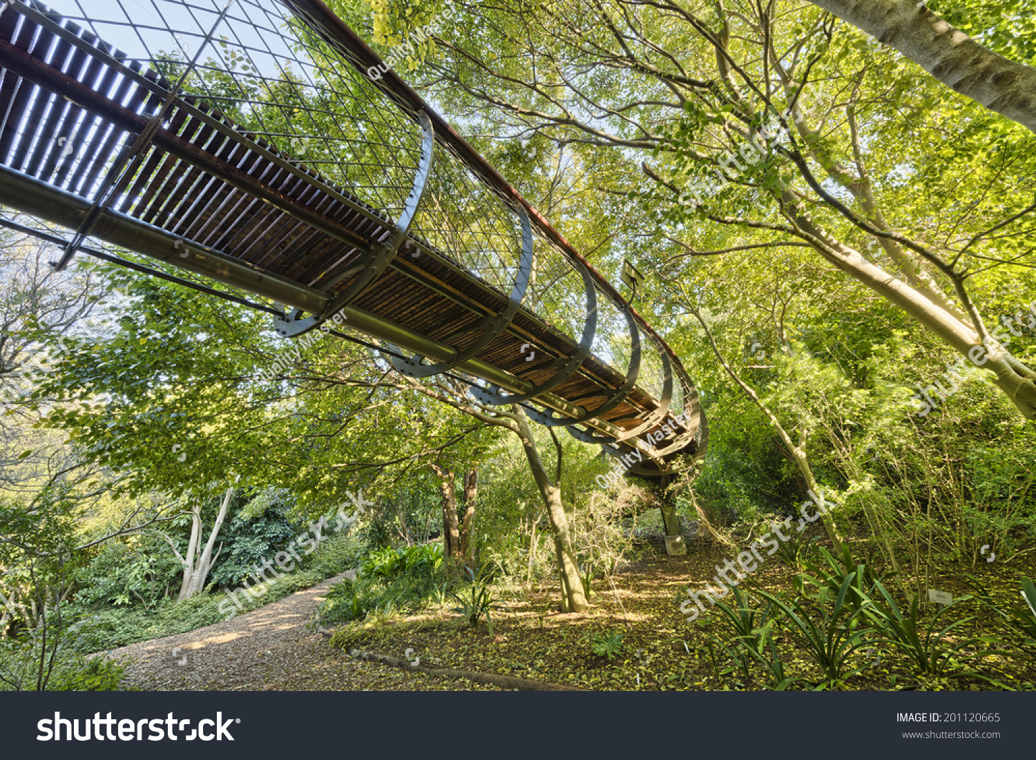 Kirstenbosch National Botanical Garden is acclaimed as one of the great botanic gardens of the world & Kirstenbosch National Botanical Garden Acclaimed One Stock Photo ...