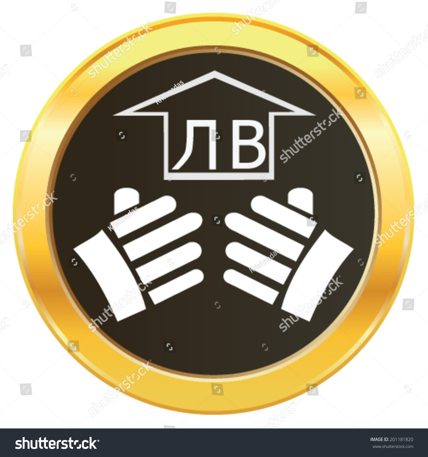 Vector design hand lifting growth bulgaria stock vector 201181820 vector design of hand lifting the growth of bulgaria currency symbol bulgarian lev representing money on biocorpaavc