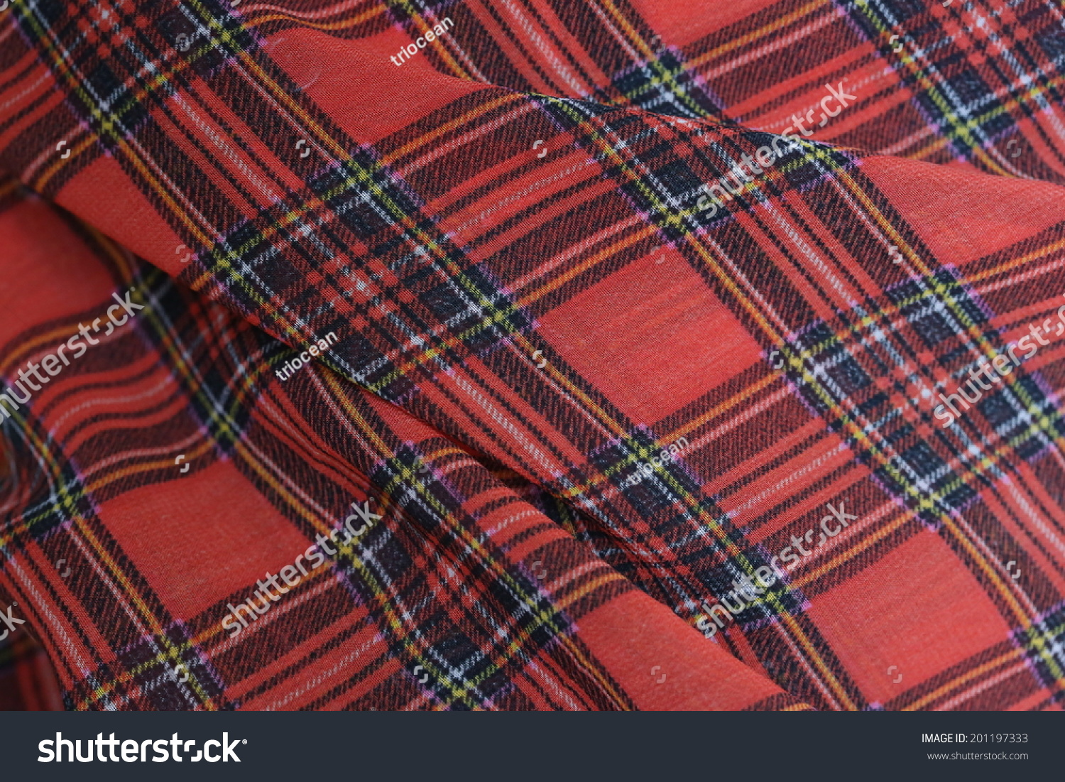 plaid fabric background plaid fabric ideal for a christmas or scottish themed background - Christmas Plaid Fabric