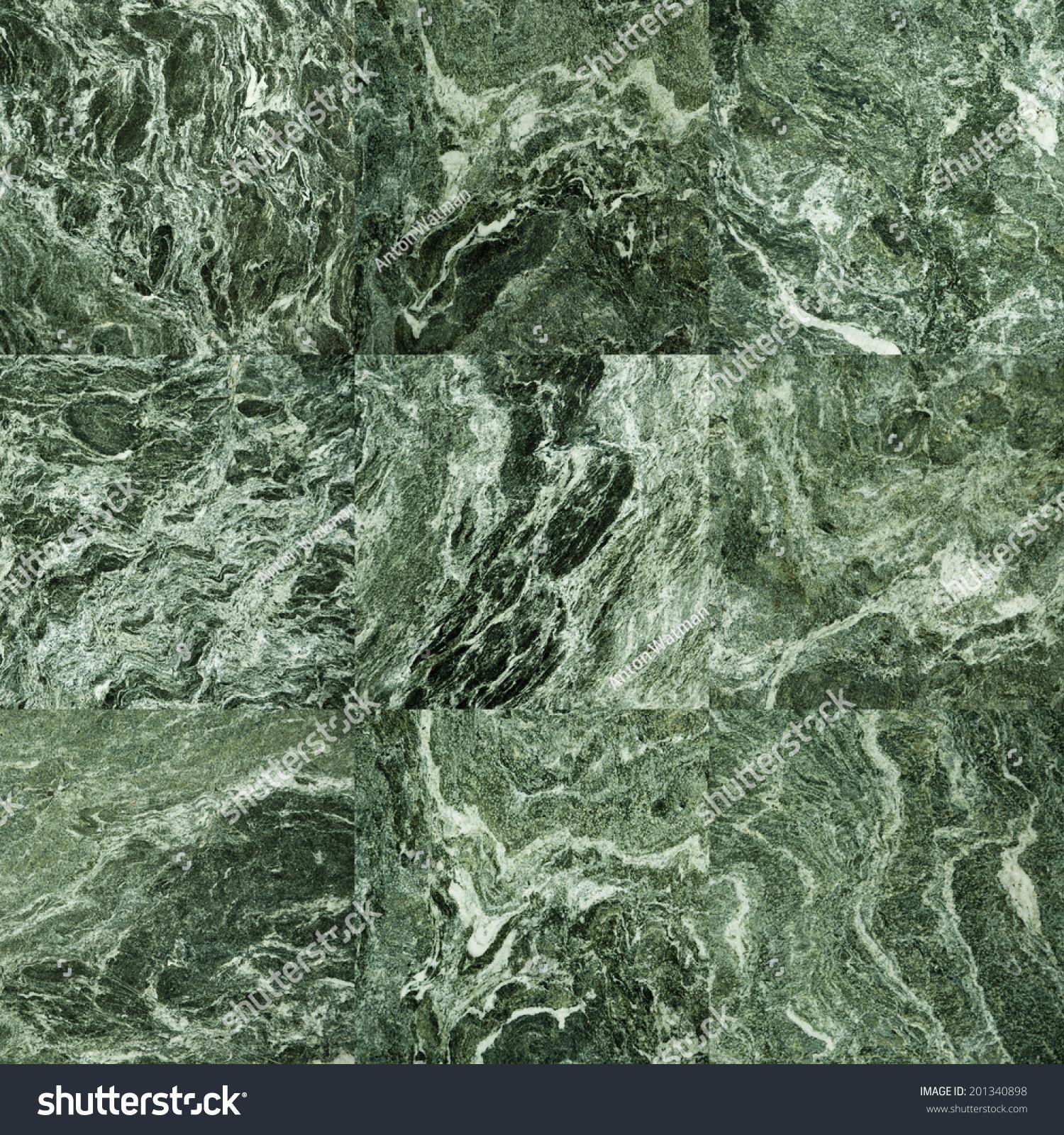 Green Marble Texture Seamless : Green marble tiles seamless texture stock photo