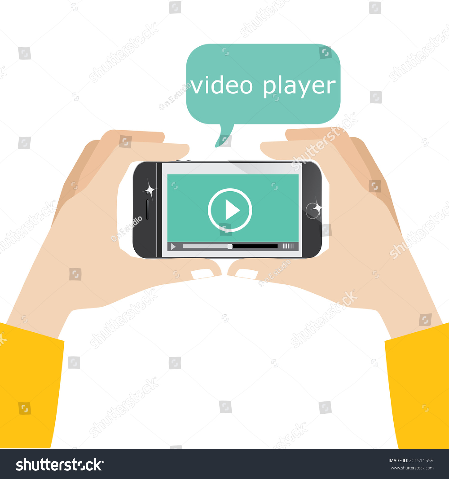 how to play video in mobile