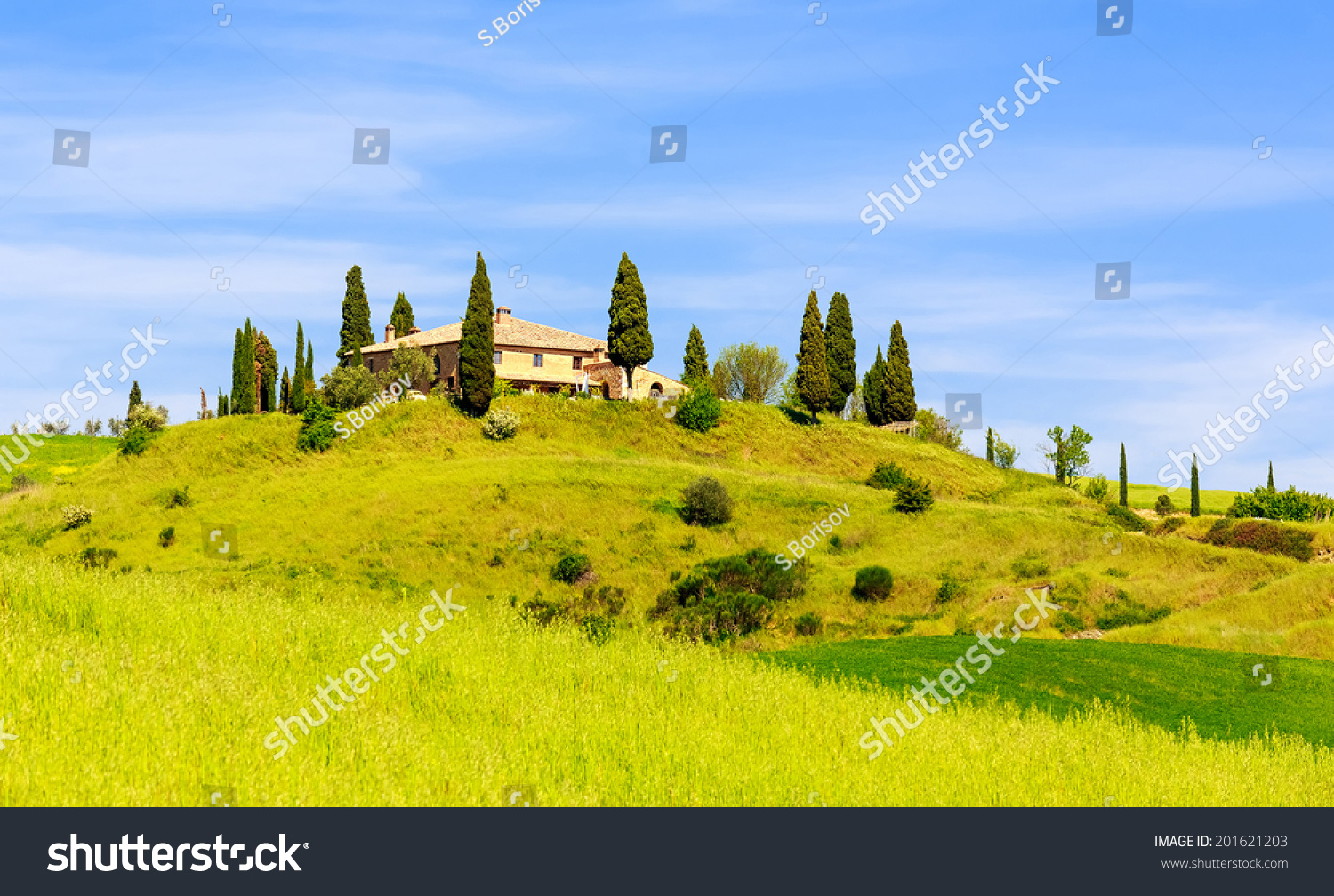 beautiful tuscany landscape italy - photo #42