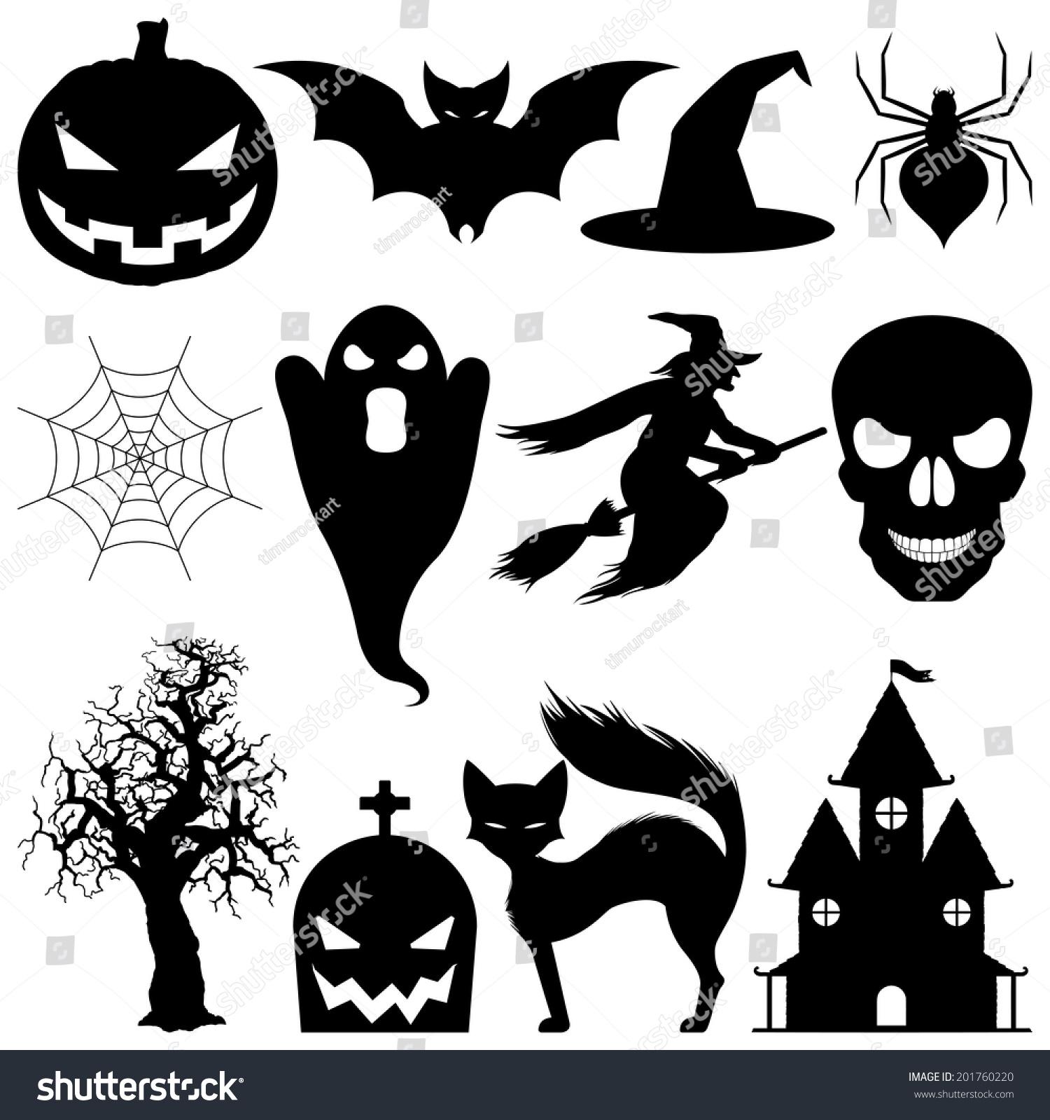 Halloween Symbole
