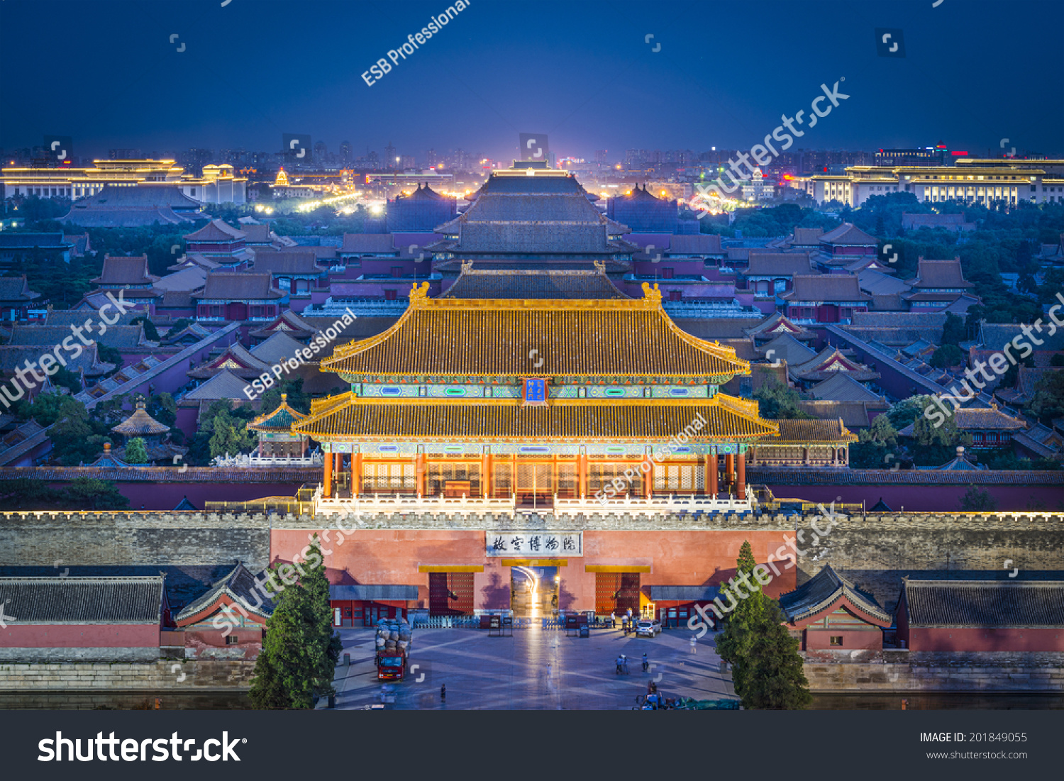 http://image.shutterstock.com/z/stock-photo-beijing-china-at-the-imperial-city-north-gate-201849055.jpg