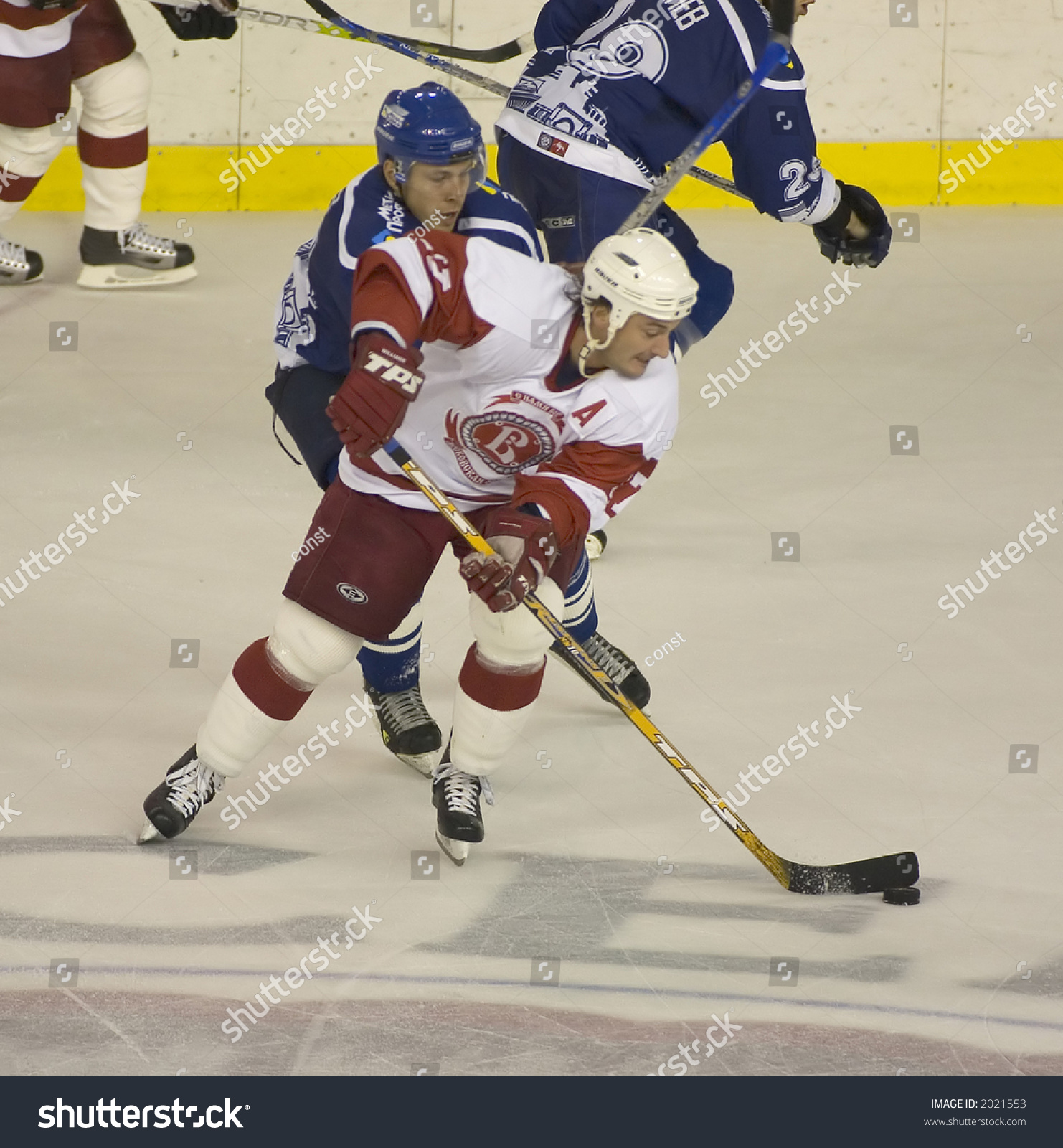 Ice Hockey Frame 1 Stock Photo (Edit Now)- Shutterstock