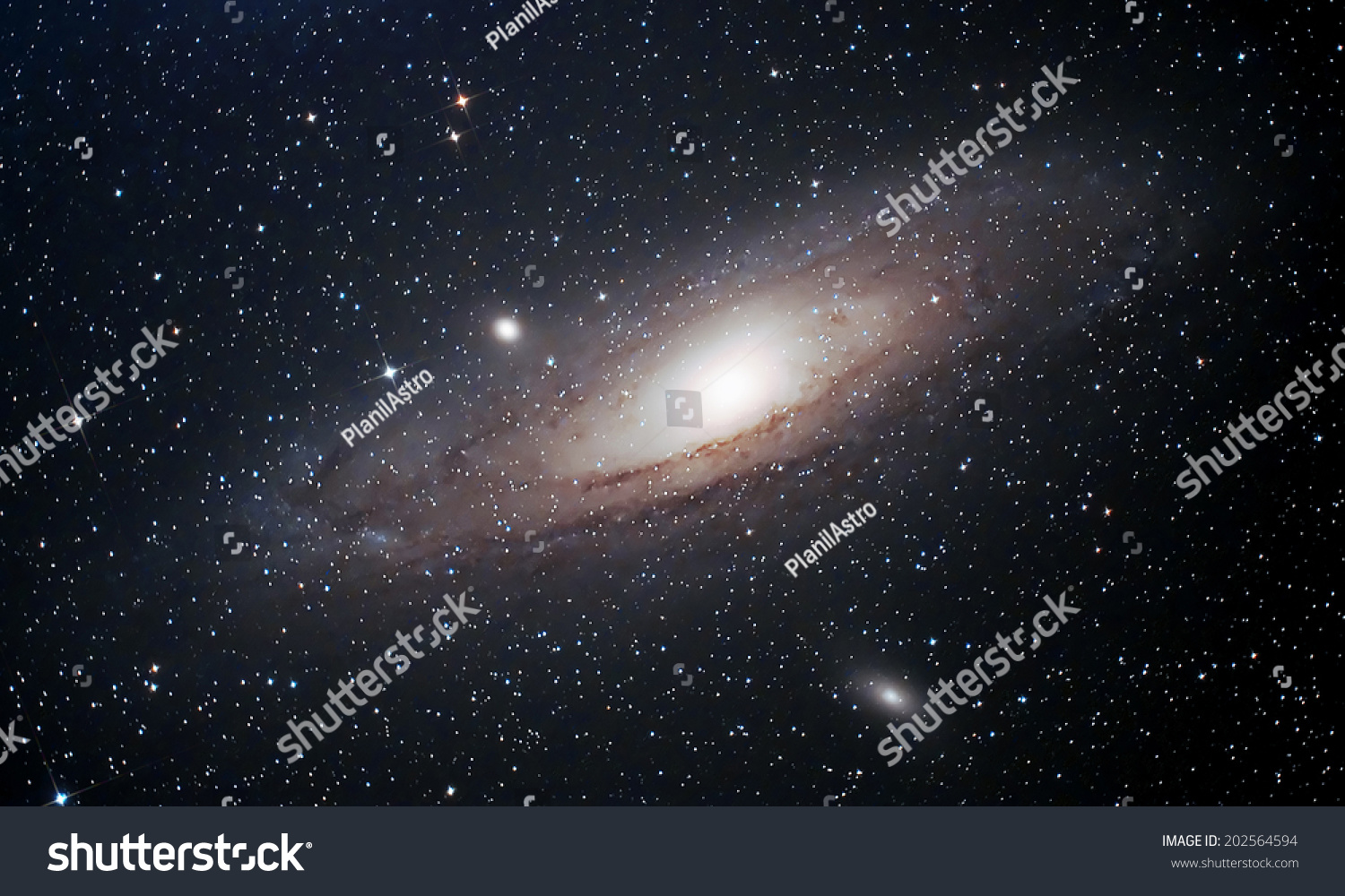 andromeda galaxy distance from - photo #18